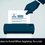 Common Mistakes to Avoid When Applying for a Job