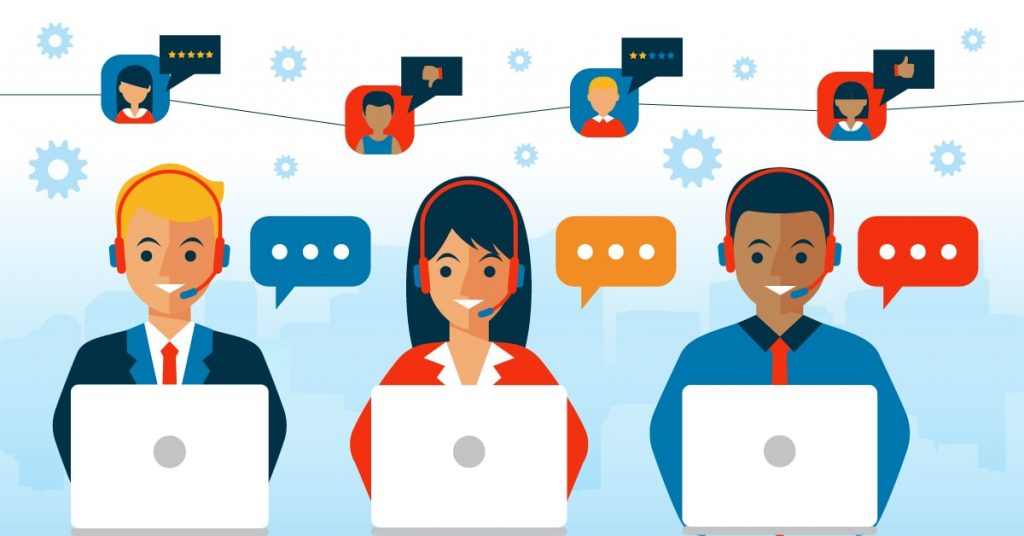 Customer service is an important aspect of most industries and enterprises. Individuals will undoubtedly have questions and concerns that can only be addressed by a customer service