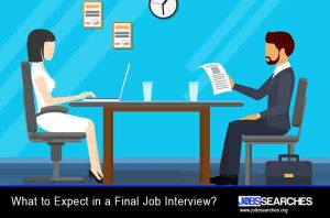 What to expect in a Final job Interview