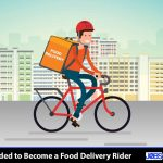 Skills Needed to Become a Food Delivery Rider