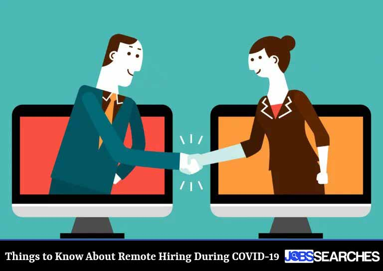 Things to Know About Remote Hiring During COVID-19
