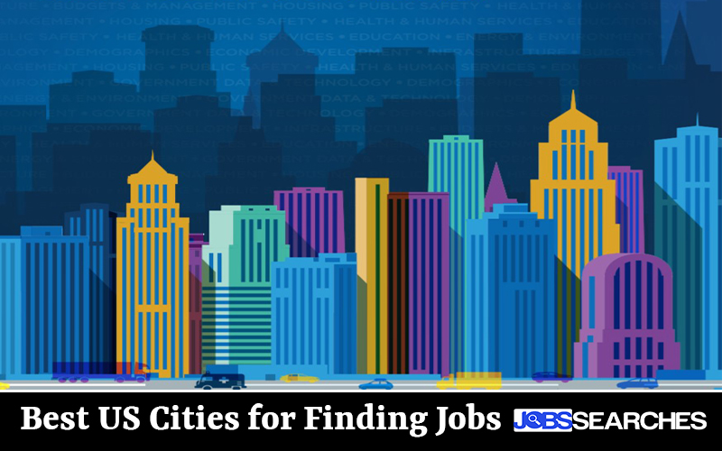 US Cities for Finding Jobs