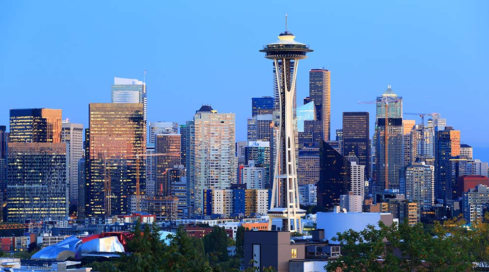 U.S. Cities for Finding a Job - Seattle, Washington