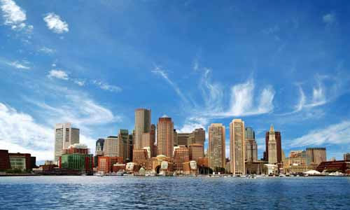 U.S. Cities for Finding a Job - boston