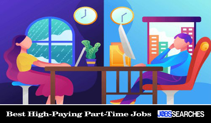 Best High-Paying Part-Time Jobs