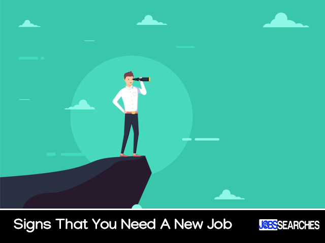 Signs That You Need A New Job