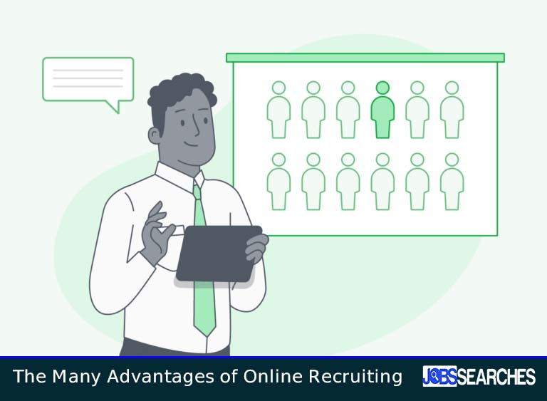 The Many Advantages of Online Recruiting
