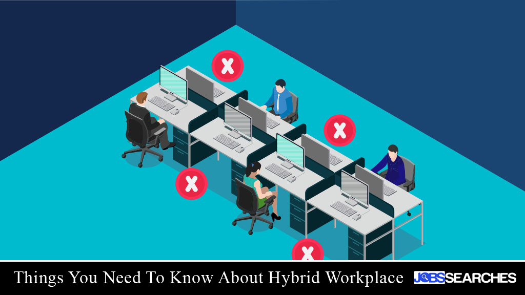 Things You Need To Know About Hybrid Workplace