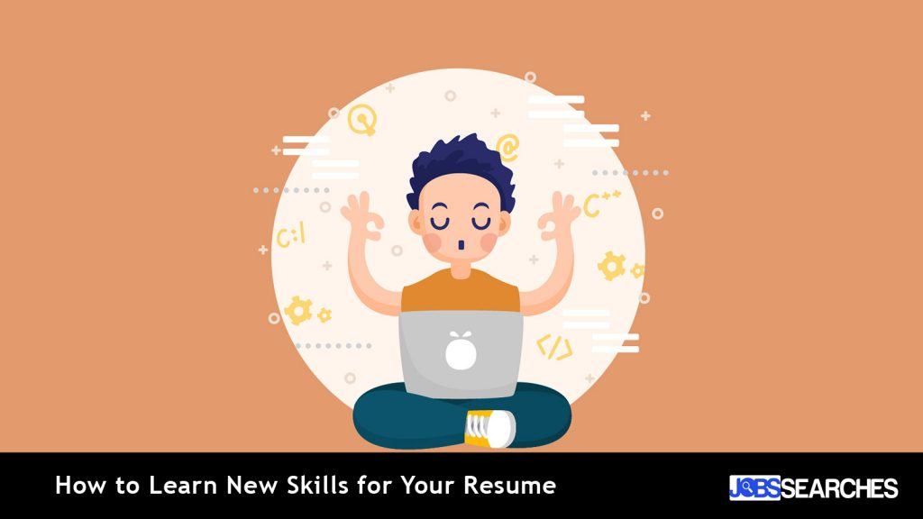 How to Learn New Skills for Your Resume