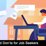 The Dos and Don'ts for Job Seekers