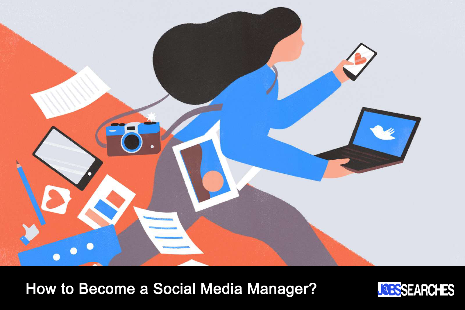 How to Become a Social Media Manager?